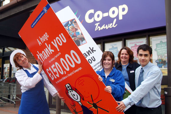 co-op charity