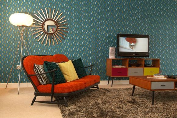 lounge interior photography