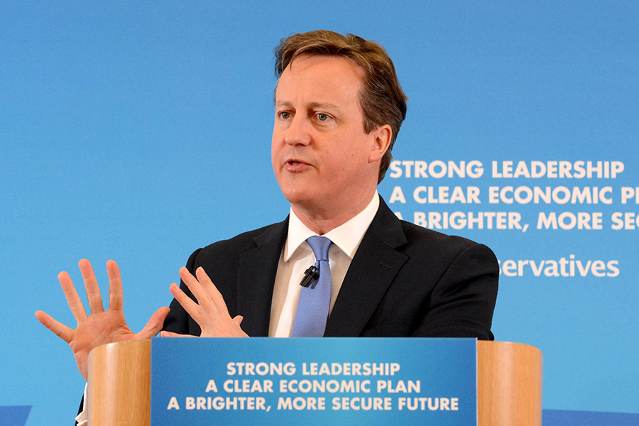 David Cameron PM - Hustings, Cheltenham 2015