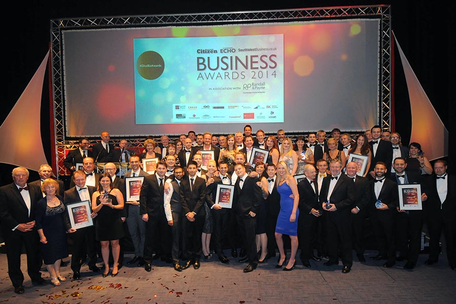 Business Award Winners