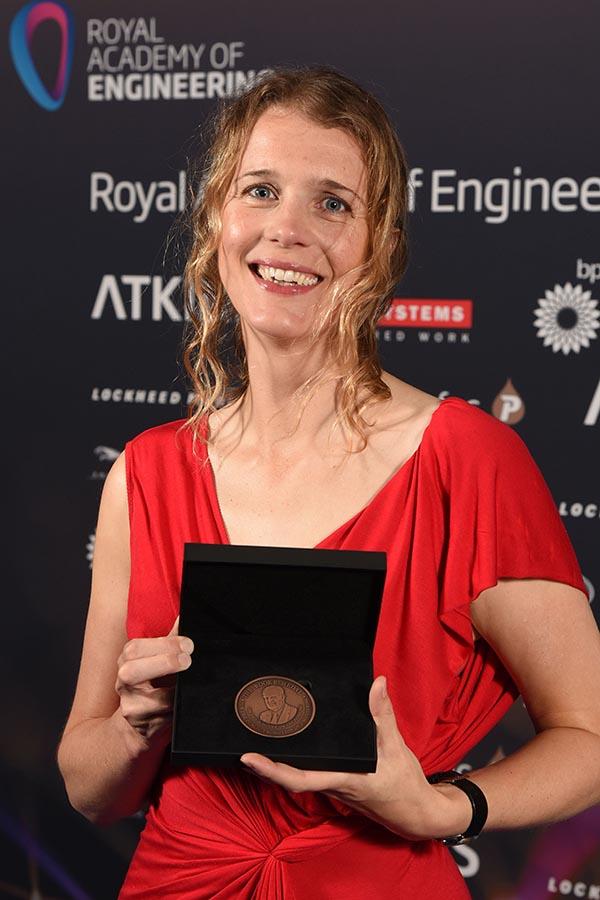 individual award winner