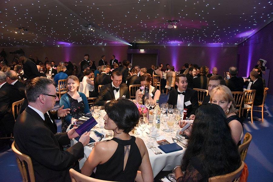 awards night table
