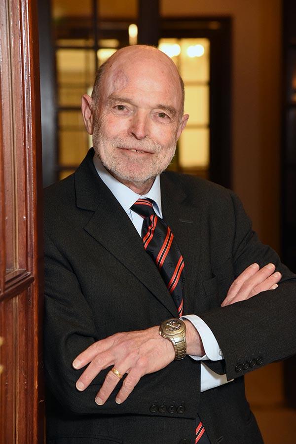 Economist & writer Professor Nick Barr