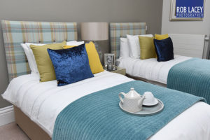bedroom - luxury retirement apartments