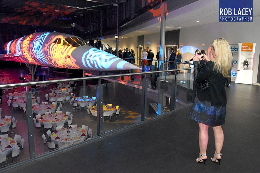 corcorde events at Aerospace Bristol 3