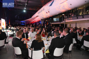 Corcorde events at Aerospace Bristol 7