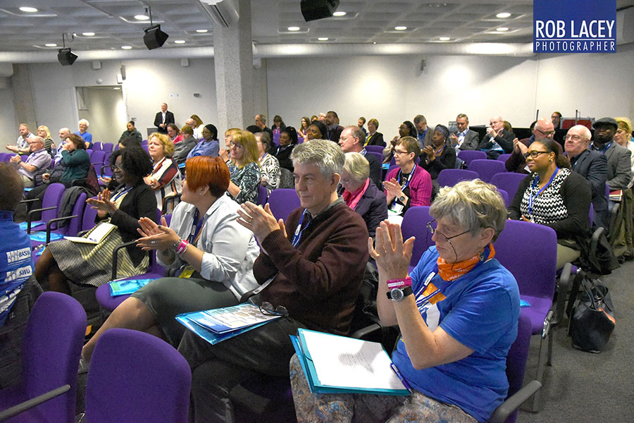 SWU Trade Union Conference 4