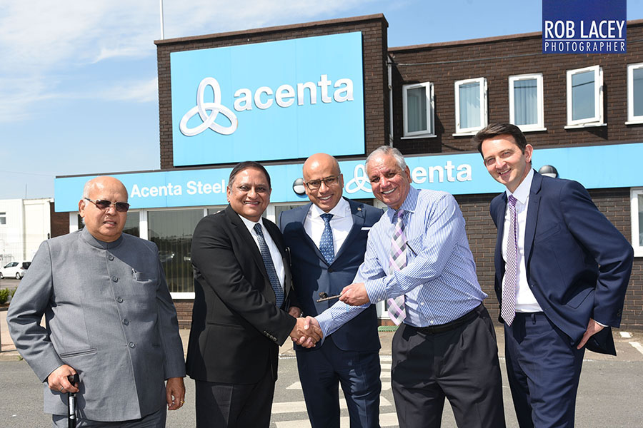 Sanyeev Gupta brokers Acenta deal