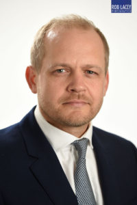 headshot male white background vertical