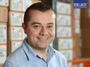 Business Headshot Banbury - Male Staff