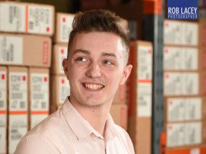 Business Headshot Banbury - Male Staff