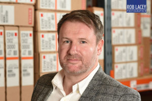 Business Headshots Banbury - Business Partner in Warehouse
