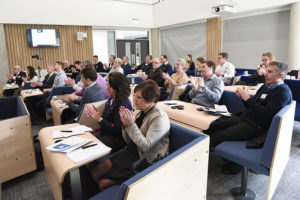 Audience UOG Target Innovation Quolux launch