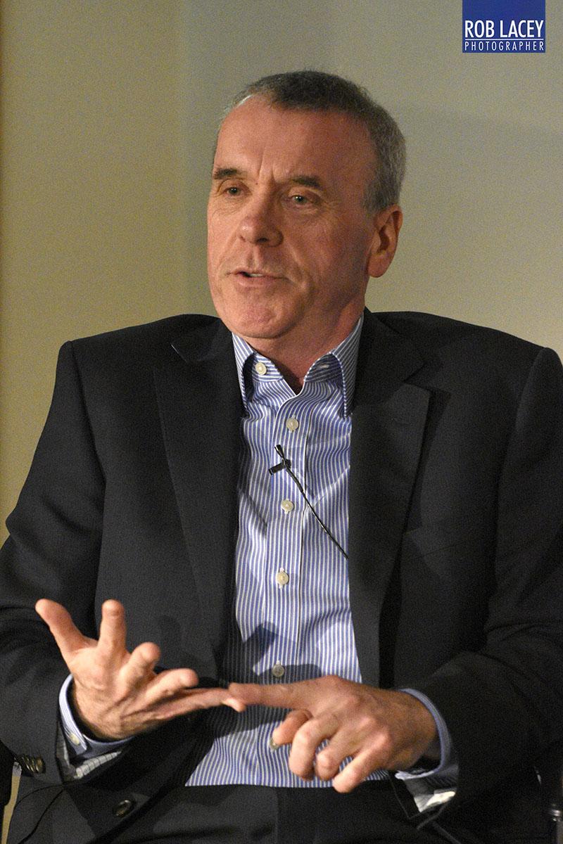 Conference panel speaker