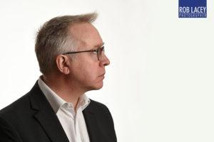 Linkedin profile headshot
