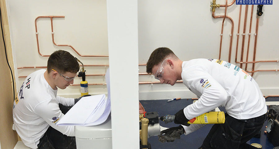 Apprentices compete in finals