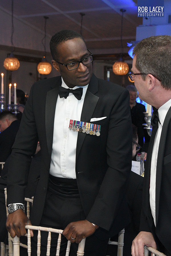 guest with medals