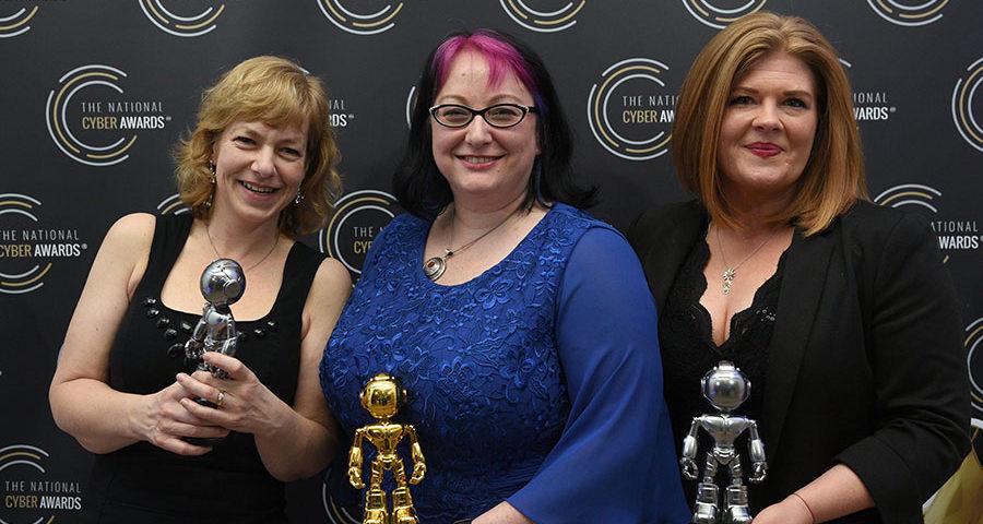 National Cyber Award Winners 2019