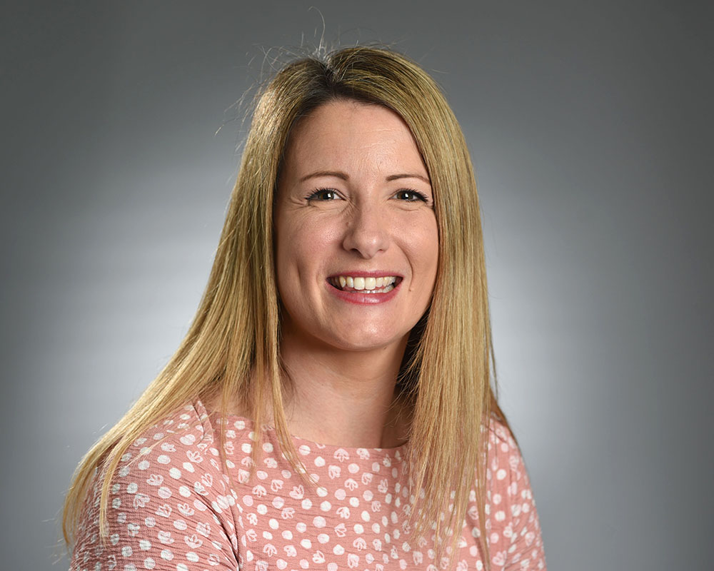 A&E Fire & Safety headshot female office