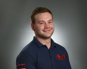 A&E Fire & Safety headshot
