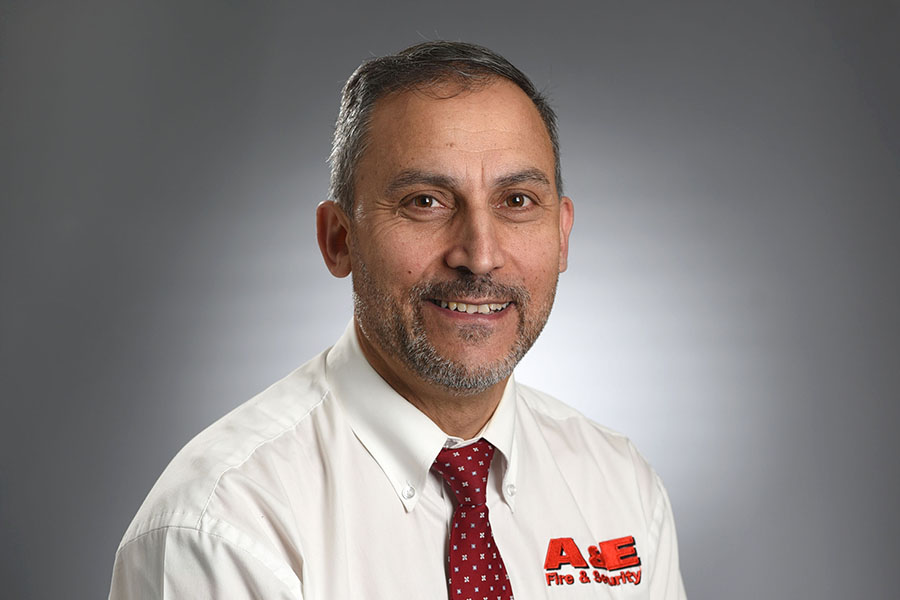 A&E Fire & Safety headshot