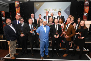 National Healthcare Award Winners - NCC Birmingham