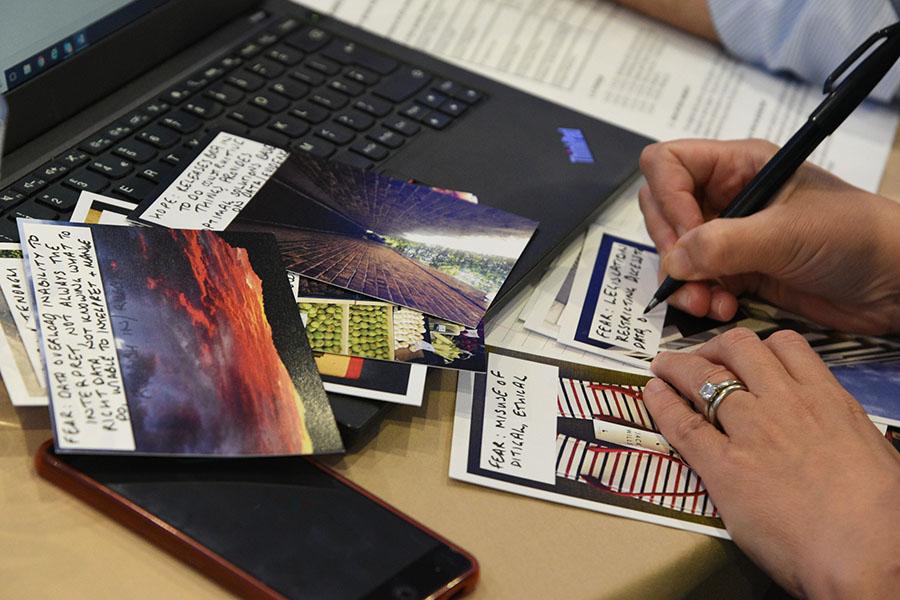 Ideas cards