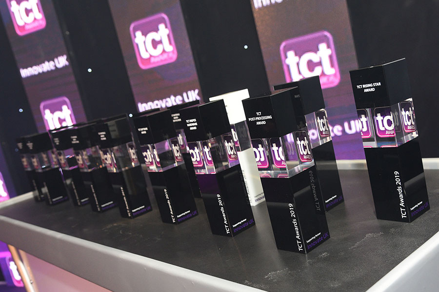 business award trophies