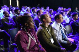 Birmingham conference audience
