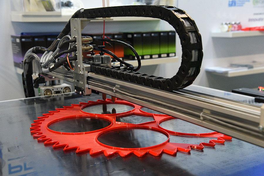 Birmingham conference 3d printer