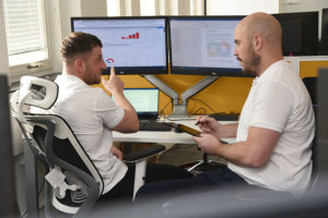 Business website photography