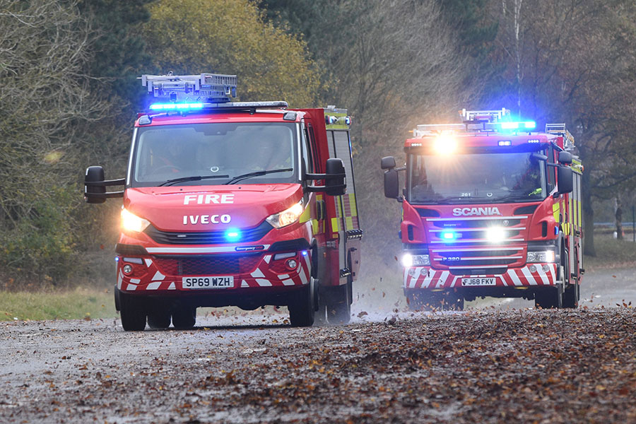 H&WFRS Appliance Trials