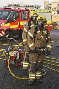 house fire preparation